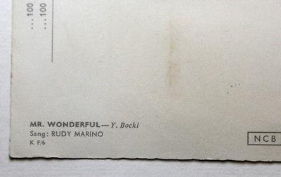 1960-s-fonoscope-singing-postcard-record-45-rpm-mr-wonderful-rudy-marino-rare_12880232