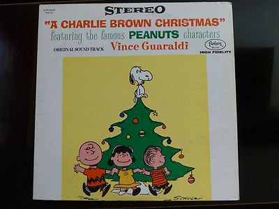 Charlie Brown Christmas Soundtrack.Roots Vinyl Guide