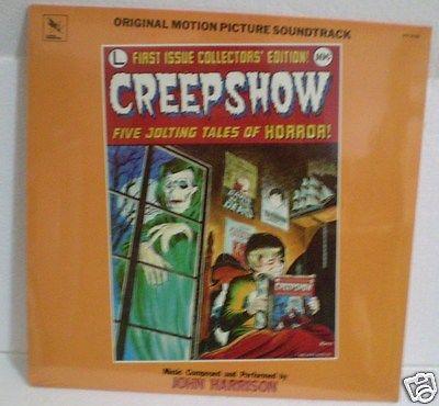 Creepshow Movie Soundtrack 1982 Creepshow Soundtrack