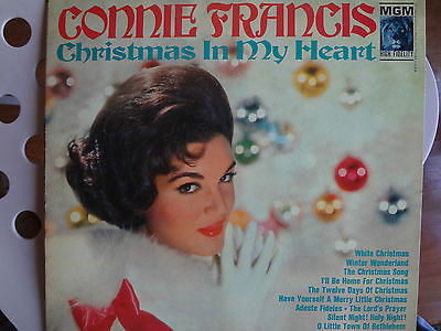 Connie Francis The Twelve Days Of Christmas.Roots Vinyl Guide