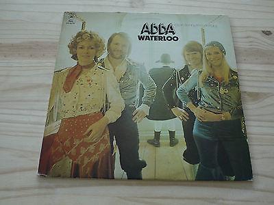 Abba waterloo vinyl album 1974 epic records epc 80179 4802471