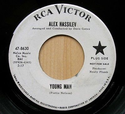 Alex Hassilev Young Man - Dear Love