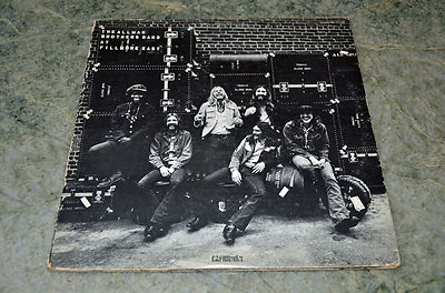 The Allman Brothers Band - At Fillmore East [2 LP ...