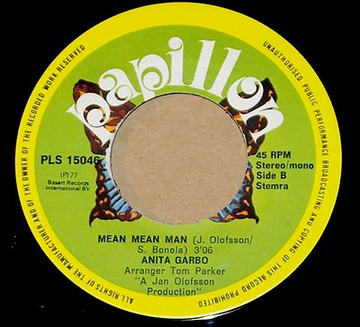 Anita Garbo - Mean Mean Man
