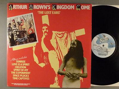 Arthur Brown Bands Musiker B