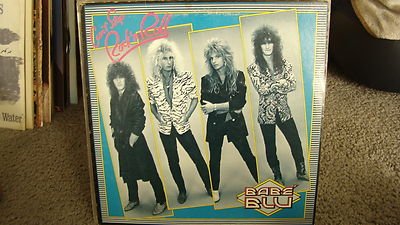 Babe-blu-cant-stop-rock-n-roll-lp-rare-private-press-glam-metal_1387813