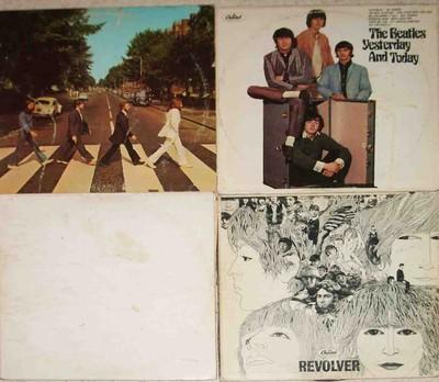 Cuál es tu Top ten (o 20 o 30), de los Beatles? Beatles-lot-abbey-road-yesterday-today-revolver-white-album-early-pressings_2618231