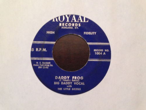 Big-daddy-the-little-sisters-daddy-frog-royaal-ky-novelty-rockabilly-45-hear_8511856