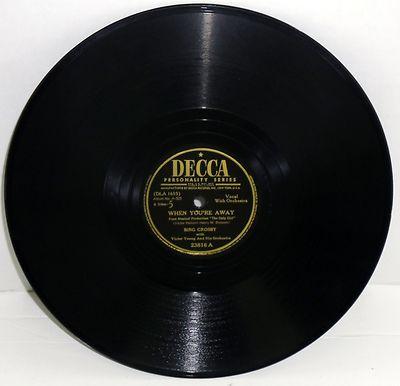 Bing Crosby - Ah! Sweet Mystery Of Life - Sweethearts