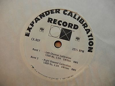 Cbs-cx-expander-calibration-record-7-33-1-3-rpm-test-reference_11587604