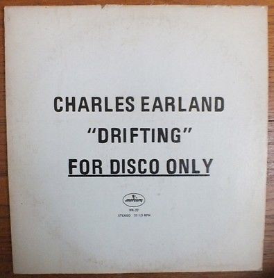 Charles Earland Drifting Ahead Of Your Time