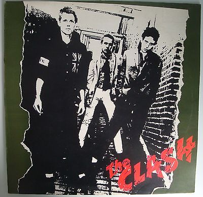 Clash-first-lp-gold-stamp-promo-first-pressing-1977-with-red-sticker-inner-rare_6598979