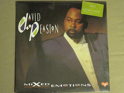 david peaston mixed emotions