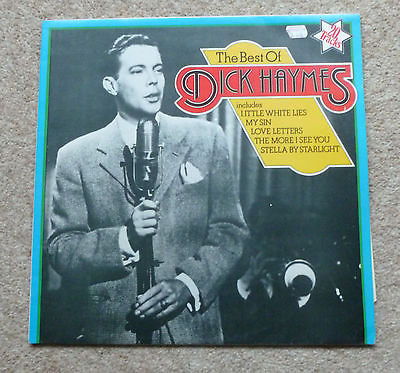 Dick haymes the more i see you apologise