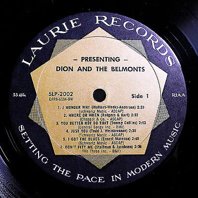 Dion-belmonts-presenting-insanely-rare-orig-59-laurie-stereo-lp-mint_5292289