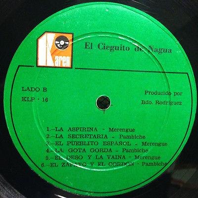 El-cieguito-de-nagua-la-aspirina-rare-vg-karen-records-klp-16_8260453