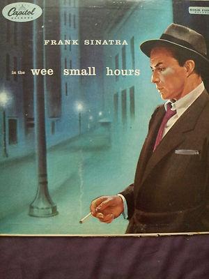 FRANK SINATRA catalogue of Rare Vinyl Records ... - eil.com