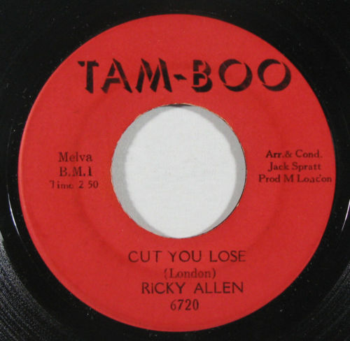 Funk-45-ricky-allen-cut-you-lose-soul-street-on-tam-boo_7836435