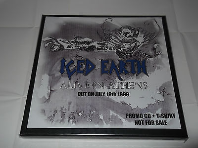 Iced-earth-alive-in-athens-promo-box-w-7-single-cd-t-shirt--2_7682098