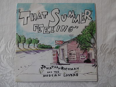 Image result for that summer feeling jonathan richman images