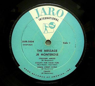JR Monterose JR Monterose
