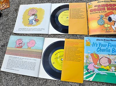 Charlie Brown Christmas Vinyl Record