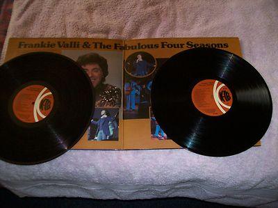 Description frankie valli and the faboulos four seasons superb album