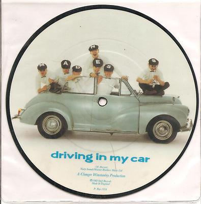 PBUY 153 Driving in my car - Picture disc Madness
