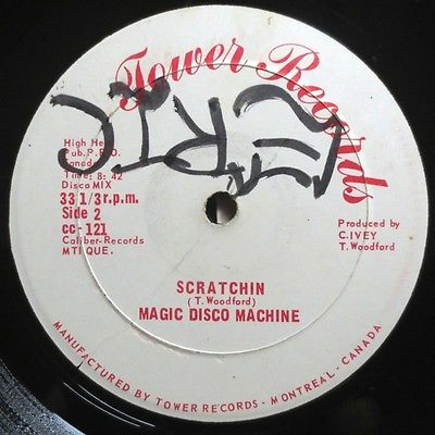 The Magic Disco Machine Disc-O-Tech