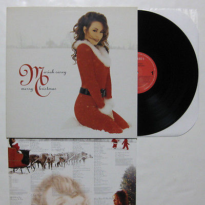 Mariah Carey Merry Christmas.Roots Vinyl Guide