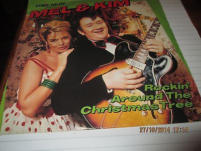 Rockin Around The Christmas Tree Mel And Kim.Roots Vinyl Guide