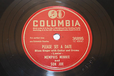 Dating columbia 78 records