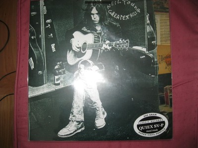 Neil Young Classic Records 200 Gram Greatest Hits