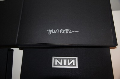 nine inch nails ghosts i-iv ultra deluxe limited edition
