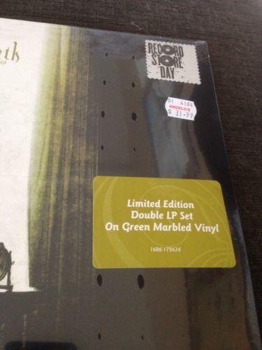 Watershed Green Vinyl.Roots Vinyl Guide