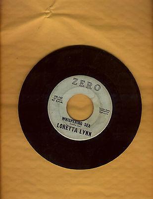 Original1960-loretta-lynn-first-record-on-zero-107-i-m-a-honky-tonk-girl-nice_10532843