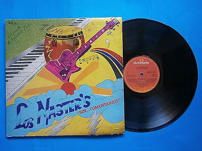 Orquesta-los-masters-sin-comentarios-latin-cumbia-guaracha-lp_12709299
