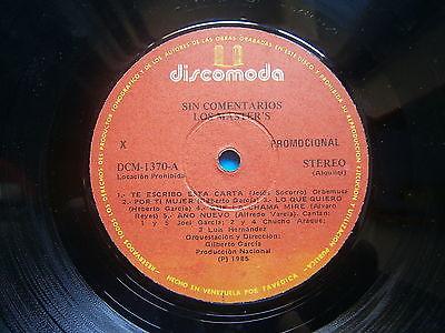 Orquesta-los-masters-sin-comentarios-latin-cumbia-guaracha-lp_12709307