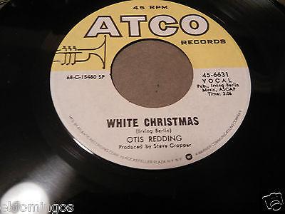 otis redding 45 white christmas merry christmas baby - Otis Redding Merry Christmas Baby