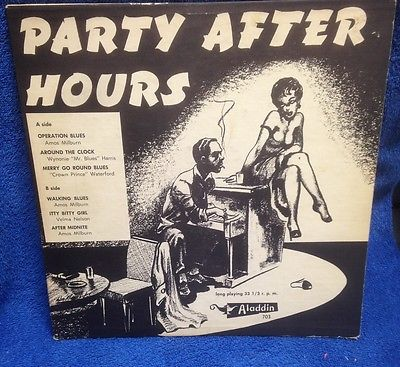 Party-after-hours-amos-milburn-wynonie-harris-1955-red-vinyl-10-aladdin_13740848