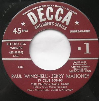 Paul-winchell-jerry-mahoney-tv-club-songs-knick-knack-band-50s-canada-45_905524