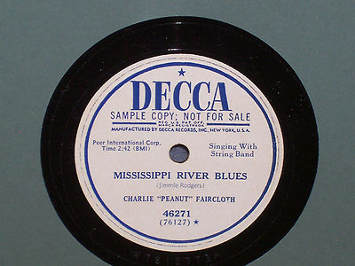 Rare-hillbilly-country-charlie-peanut-faircloth-mississippi-river-blues-decca_1342174