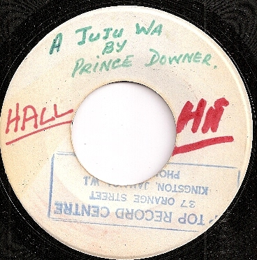 Ronald Downer & Count Ossie & His Band Count Ossie Band A Ju Ju Wa