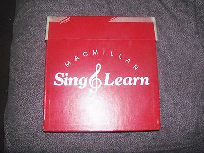 Amazon.com: Macmillan Macmillan's Sing & Learn