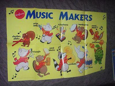 MacMillan Program Sing & Learn Seasonal Songs vinyl LP EX ...