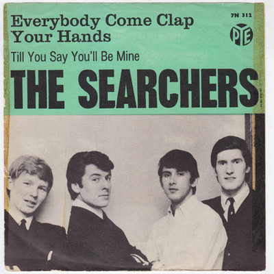 Image result for searchers everybody clap your hands