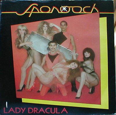 Sponooch Lady Dracula