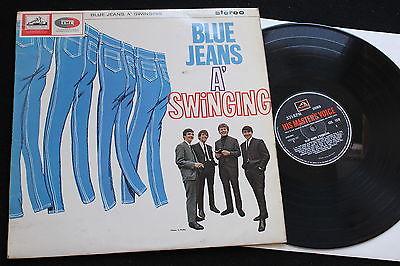 Thank for Blue jean swinging speaking