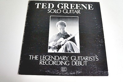 df11ee39121d9e Description Ted Greene  - Solo Guitar-LP Vinyl Record The picture below is  the actual item for sale  SHIPPING RATES USA  SHIPPING FOR 1 LP IS  4.00.