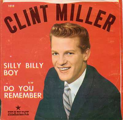 Image result for clint miller rockabilly